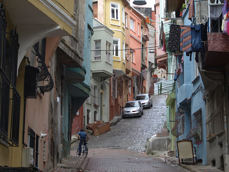 A residential street in Fener - photo by Tabea Scotchdopodo under CC BY-ND 2.0