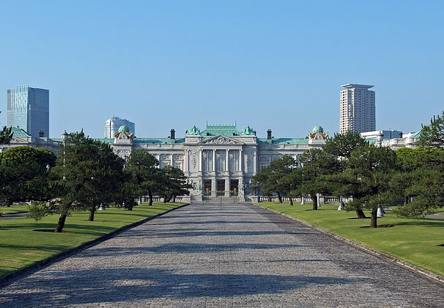 historical sites in Tokyo - Akasaka Palace - photo by Wiiii under CC-BY-SA-3.0,2.5,2.0,1.0