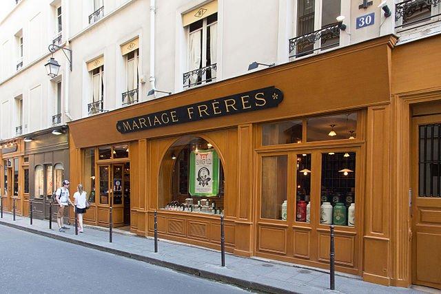 best shopping in Paris - Mariage Frères - photo by Norio NAKAYAMA from saitama, japan under CC-BY-SA-2.0