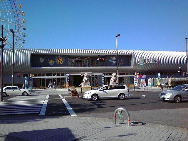 Rinku Pleasure Town Seacle - photo by Wikiwikiyarou under PD-self