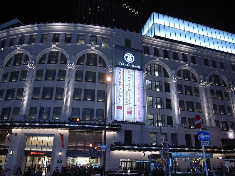 best shopping in Osaka - Takashimaya Department Store - photo by Toshiyuki IMAI under CC BY-SA 2.0