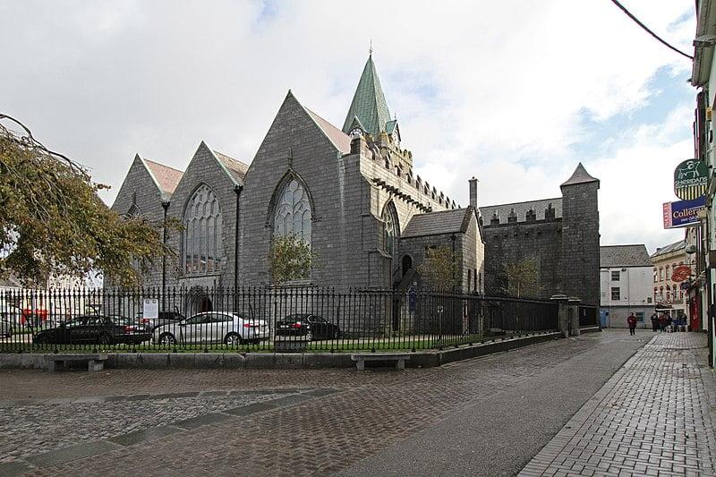 historical sites in Galway - St. Nicholas' Collegiate Church - photo by Gerd Eichmann under CC-BY-SA-4.0