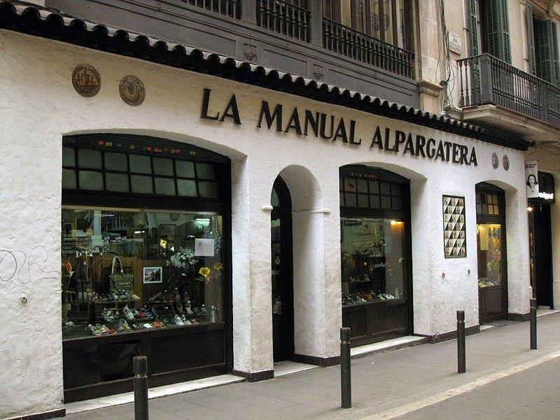 La Manual Alpargatera - photo by Enfo under CC-BY-SA-3.0