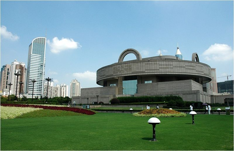 free things to do in Shanghai - Shanghai Museum - photo by 寒江2009 under CC BY 2.0
