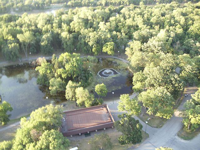 St. Vital Park - photo by Greg N under CC-BY-SA-3.0