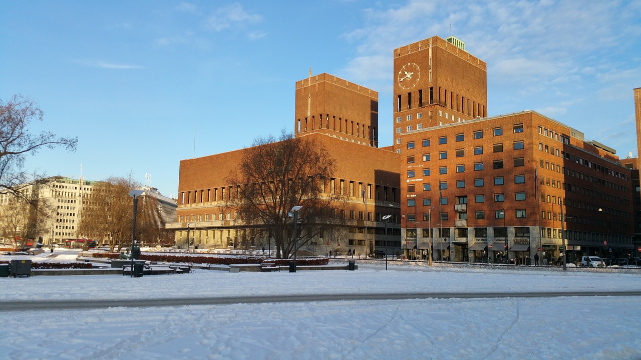 Rådhuset - photo by Nuffern under Pixabay License