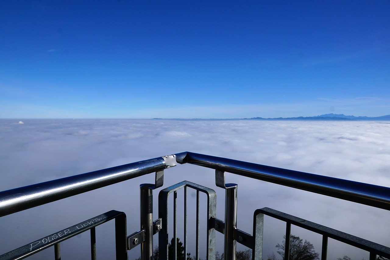 View from Uetliberg - photo by strecosa under Pixabay License