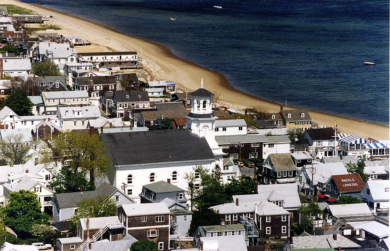 Provincetown, Massachusetts - photo by Phillip Capper from Wellington, New Zealand under CC-BY-2.0
