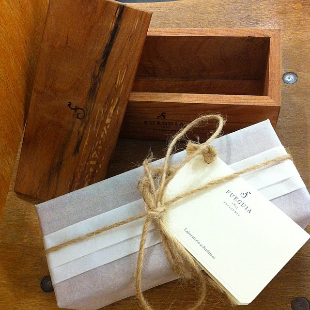 A Fueguia 1833 perfume gift box - photo by Federica Foroni Lo Faro under CC BY 2.0
