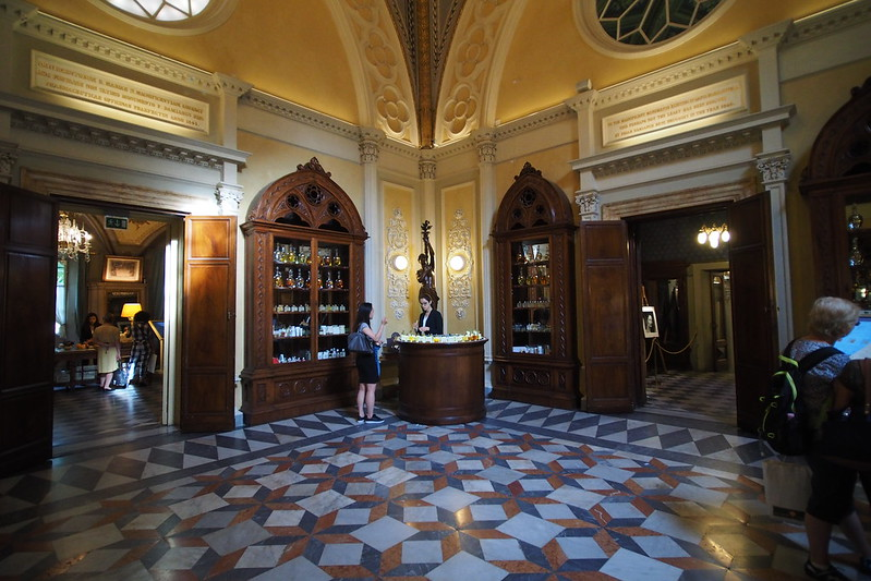 Inside Officina Profumo - Farmaceutica di Santa Maria Novella - photo by othree under CC BY 2.0