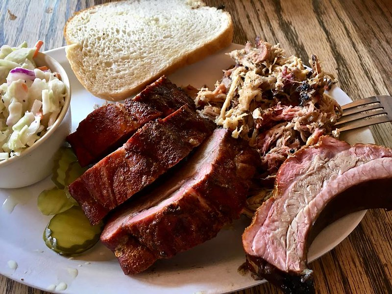Anthony Bourdain Bay Area - Barbecue Pork Ribs - photo by Ernie Murphy under CC BY 2.0