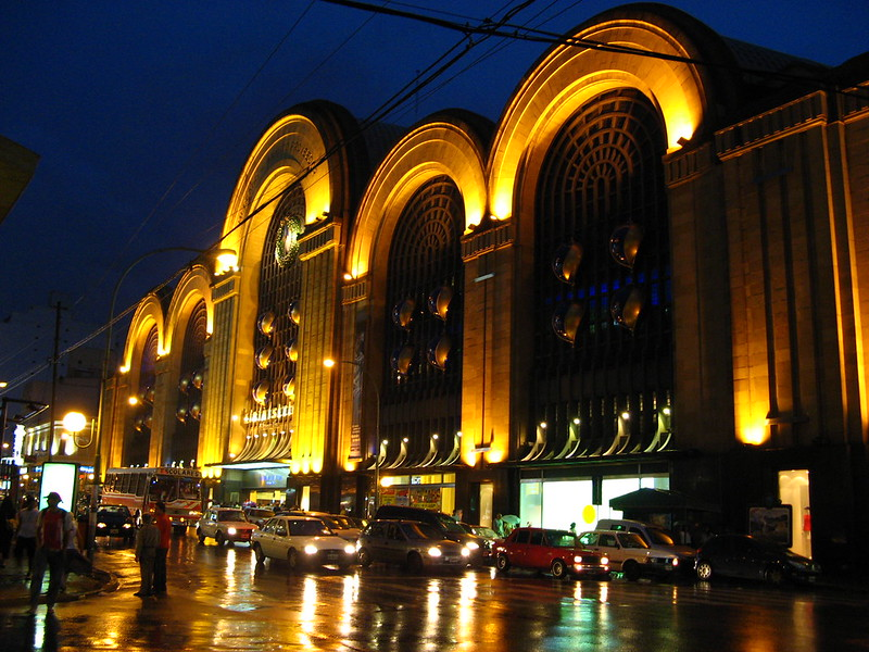 best shopping in Buenos Aires - Abasto de Buenos Aires - photo by ha + under CC BY 2.0