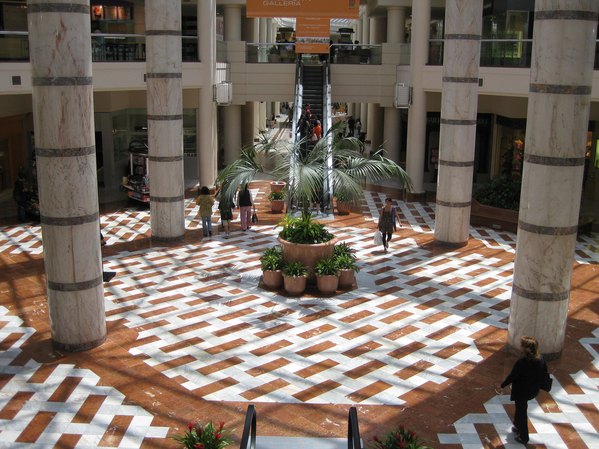 Inside Stonestown Galleria - photo by Michael Ocampo under CC BY 2.0