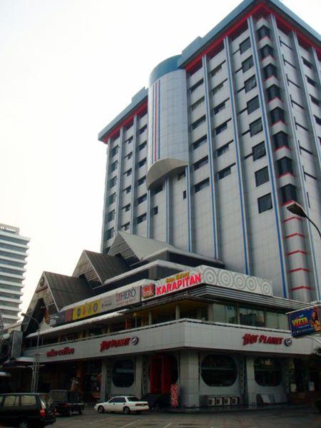 Sarinah Building - photo by Prayudi Setiadharma under PD-self