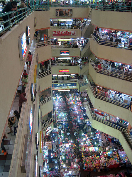 best shopping in Jakarta - Mangga Dua Mall in North Jakarta - photo by christian r from Jakarta under CC-BY-SA-2.0