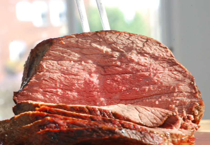 Anthony Bourdain Borneo - Roast Beef - photo by Steve Johnson under CC BY 2.0