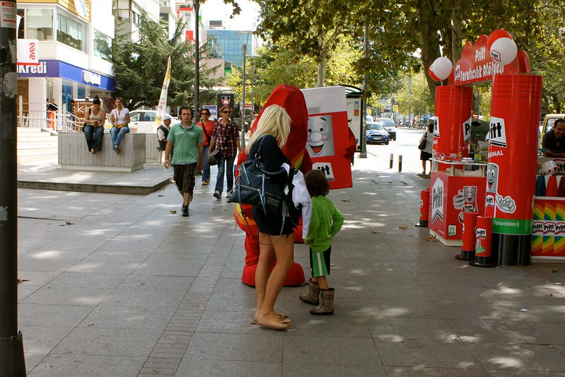 Along Bağdat Caddesi - photo by leyla.a under CC BY-SA 2.0