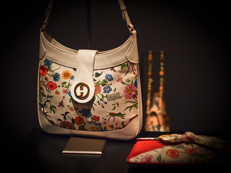 Gucci products on display - photo by Mathieu Lebreton under CC BY 2.0
