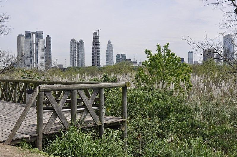 Reserva Ecológica Costanera Sur - photo by Defensoría del Pueblo de la Ciudad de Buenos Aires under CC-BY-SA-4.0
