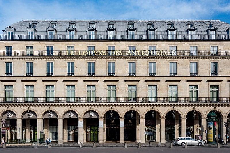 Louvre des Antiquaires - photo by xiquinhosilva from Cacau under CC-BY-2.0