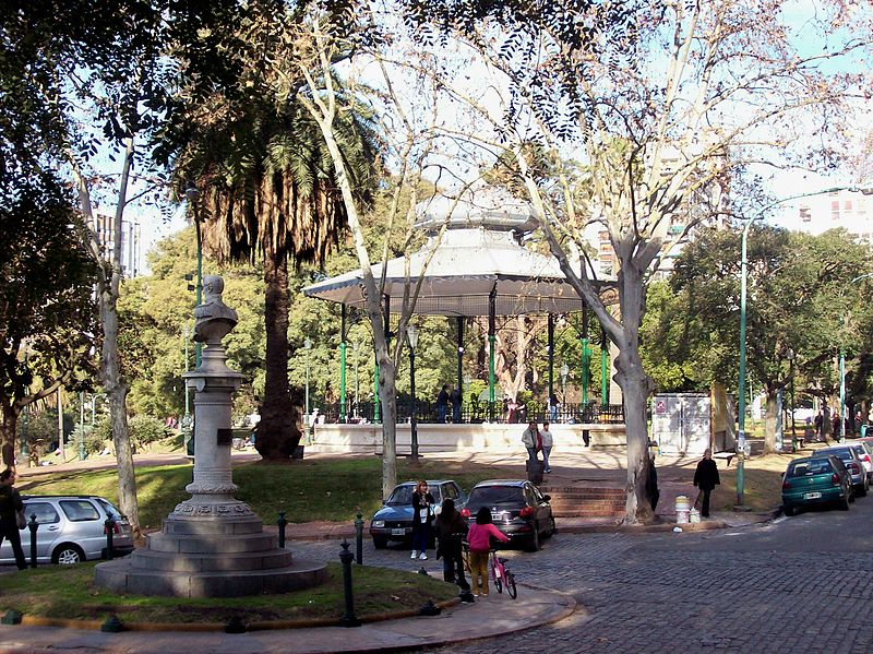 free things to do in Buenos Aires - La Glorieta in Barrancas de Belgrano, in the Belgrano neighborhood of the city of Buenos Aires, Argentina - photo by Roberto Fiadone under CC-BY-SA-3.0