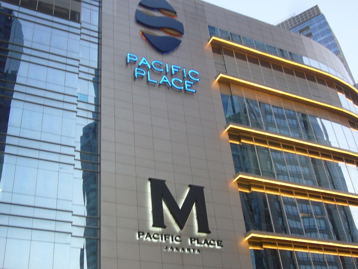 best shopping in Jakarta - Pacific Place Jakarta - photo by Piculo under PD-self