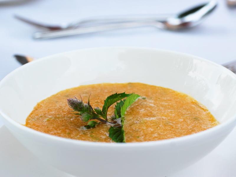 Anthony Bourdain Detroit - Summer soup - photo from piqsels.com under CC0