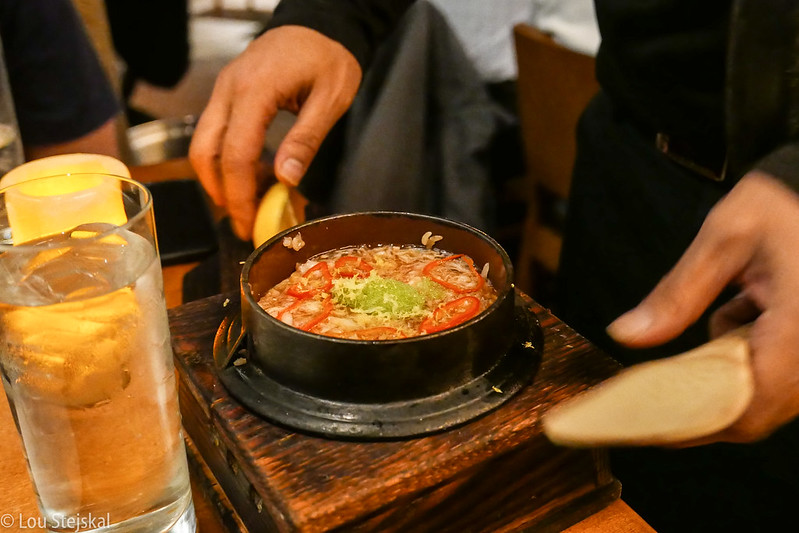 Tomato Nabe - photo by Lou Stejskal under CC BY 2.0