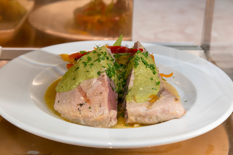 Grilled Tuna - photo by Marco Verch under CC BY 2.0