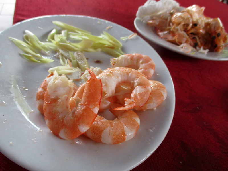 Prawns and Lemongrass - photo by Kevin Walsh under CC BY 2.0