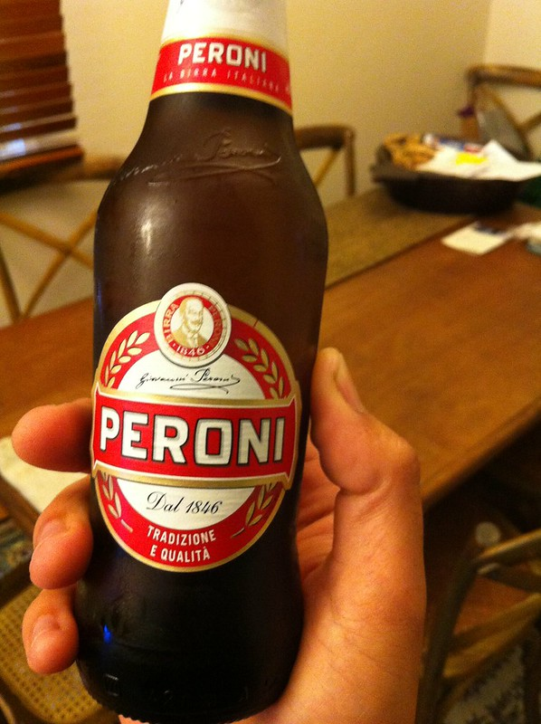 Peroni Red Label - photo by Mountain/ \Ash under CC BY 2.0