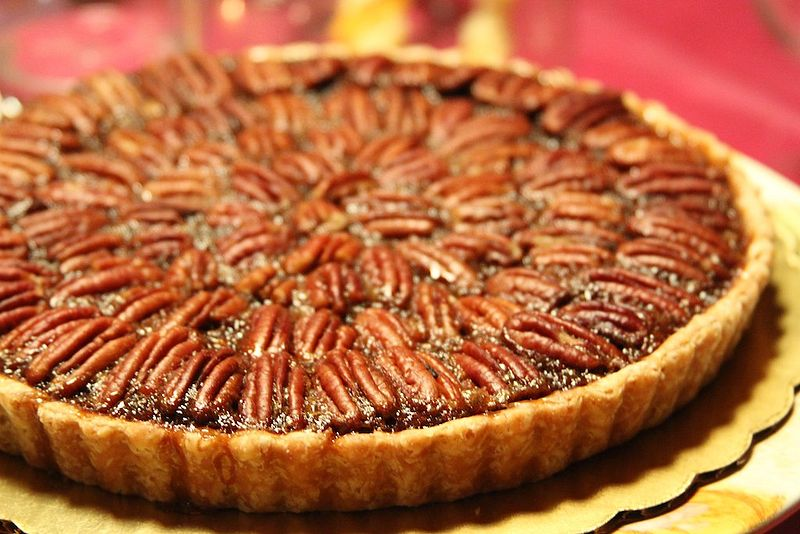 Anthony Bourdain Cajun Mardi Gras - Pecan Pie - photo by Joe Hakim under CC-BY-2.0