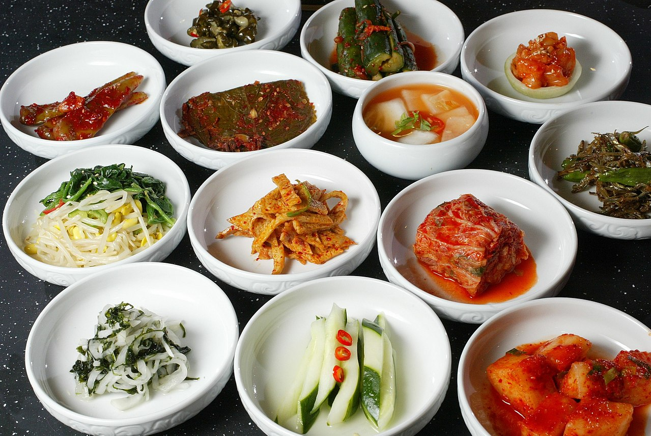 Anthony Bourdain San Francisco - Banchan - photo by ijs under CC-Zero