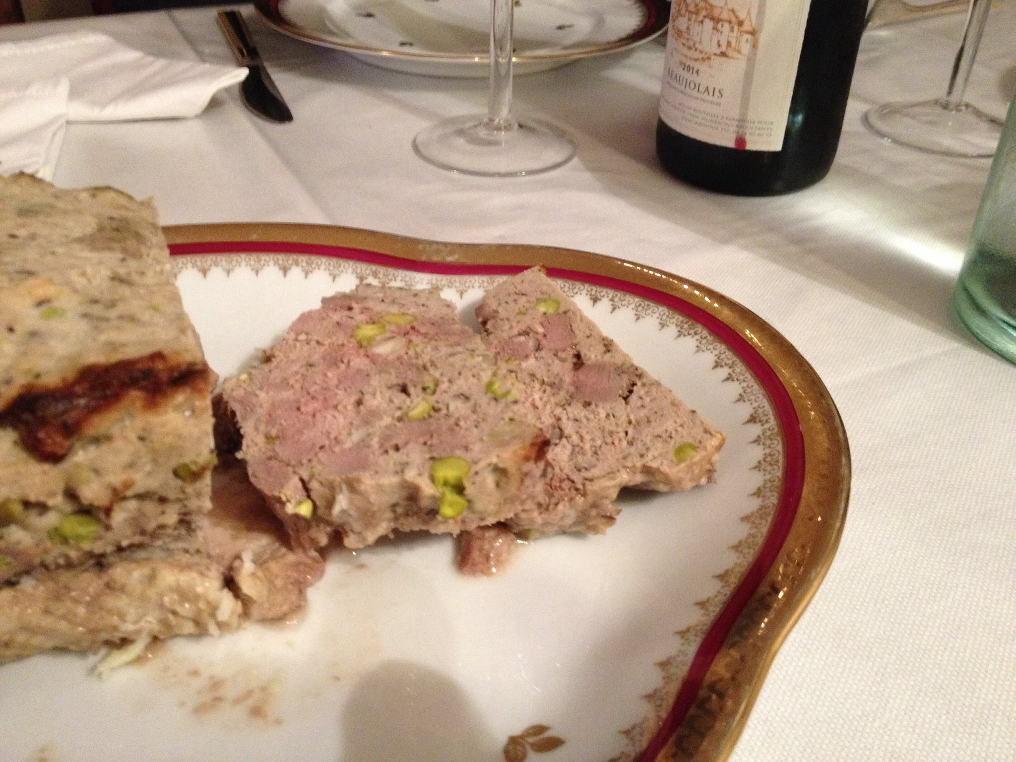No Reservations Quebec - Terrine de canard aux pistaches - photo by joellehellenique under CC BY-SA 2.0