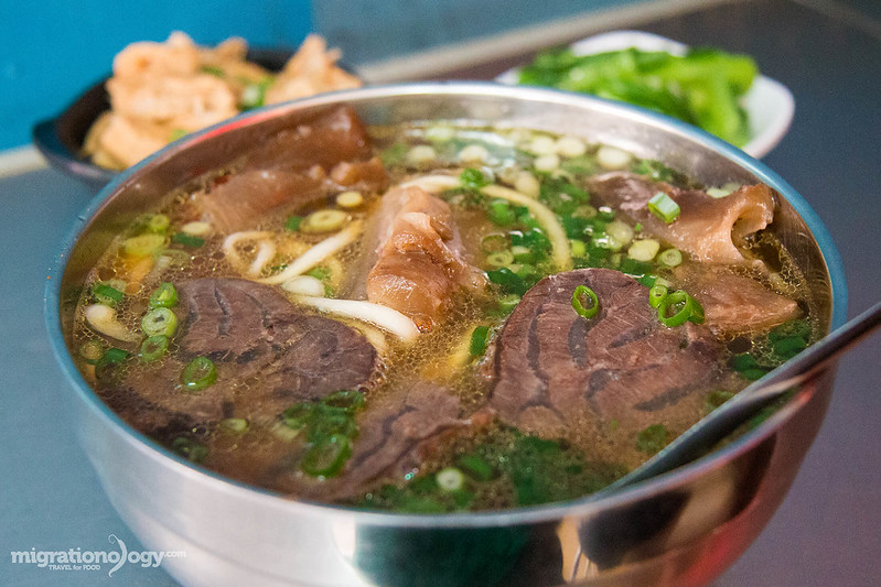 Beef Noodle Soup - photo by Larry Koester under CC BY 2.0