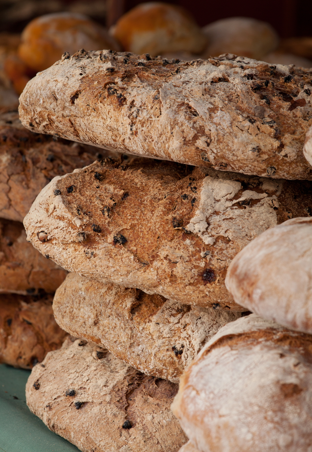 Medieval Rye Bread - photo by Keith Williamson under CC BY 2.0