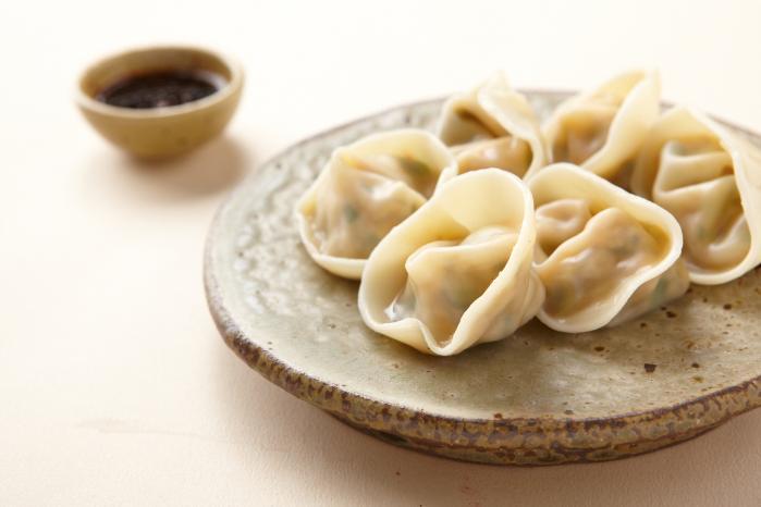 Jjinmandu (steamed dumplings) - photo by National Institute of Korean Language under CC-BY-SA-2.5