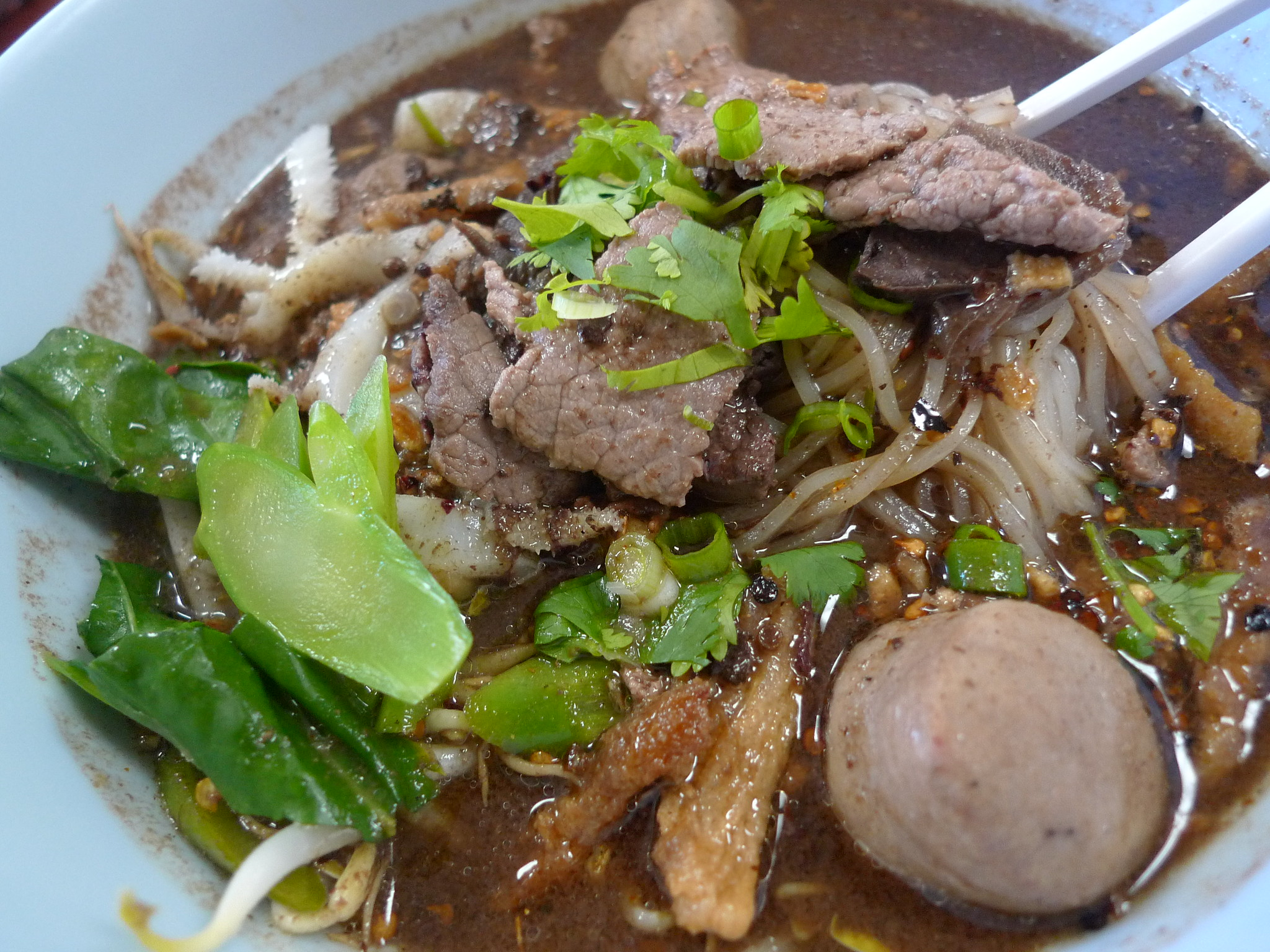 No Reservations Los Angeles - Boat Noodles - photo by Ron Dollete under CC BY-ND 2.0